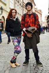 Prague Wandering Spring 2013 Issue Number 1 fashion street style Daniel Ziman Petra Maresova