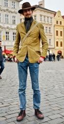 Prague Wandering Spring 2013 Issue Number 1 fashion street style Ian Hlavka