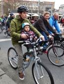 Prague Wandering Spring 2013 Issue Number 2 Spring Critical Mass Bike Ride Namesti Miru