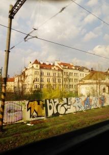 Prague Wandering Summer 2013 Issue Number 3 Graffiti