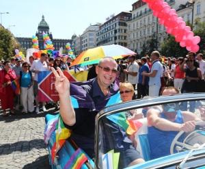 The Czech Republic is proud to be a progressive post-communist nation. [http://sedmicka.tyden.cz/rubriky/koho-jsme-potkali-na-prazskem-pochodu-gayu-a-lesbicek-podivejte-se_243507.html]
