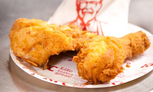 Original-recipe chicken from KFC is something worth bonding overPhoto courtesy of kfc.cz