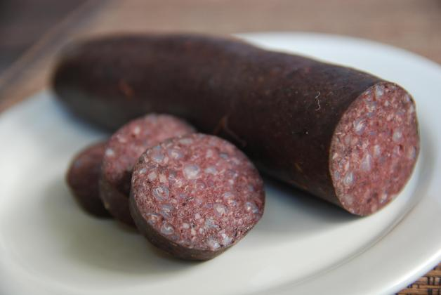 Polish sausage courtesy of Alpha