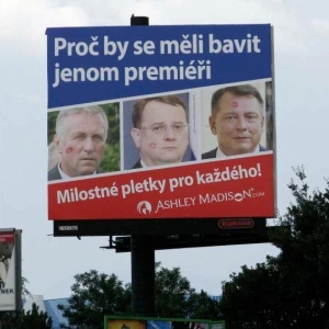 Why should the prime ministers have all the fun?  Love affairs are for everyone! Photo courtesy of praguepost.com