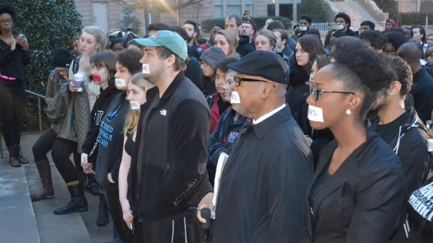After members of Sigma Alpha Epsilon's University of Oklahoma chapter were caught on video singing a racist chant, OU shut their chapter down. Photo courtesy of Mashable.