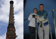 Chimney Climbers, an organization established about 34 years ago in Prague, that now boasts over 1,000 members.